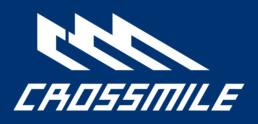Logo azul crossmile