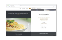Restaurant Slavia - Platos