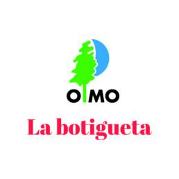 Logotipo de la botigueta del olmo versión 1