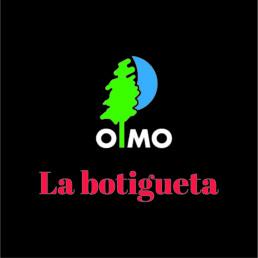 Logotipo de la botigueta del olmo versión 2
