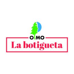 Logotipo de la botigueta del olmo versión 3