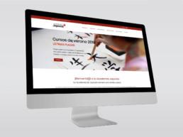diseño página web standard